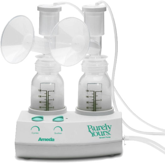 Ameda-Purely-Yours-Breast-Pump2