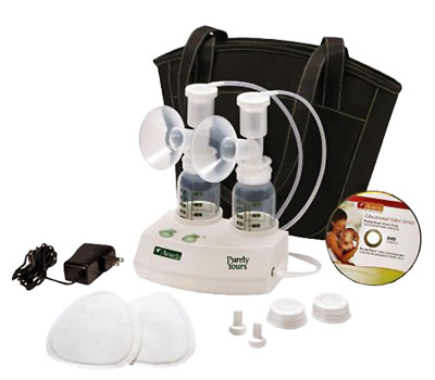 Ameda Purely Yours Express Personal Double Electric Breast Pump