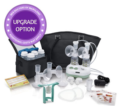 Purely Yours Ultra™ Personal Double Electric Breast Pump