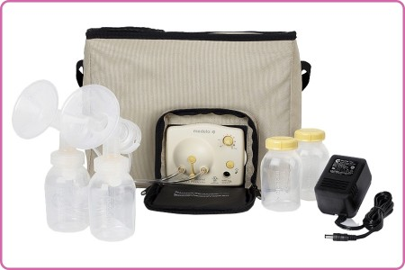 Medela Advanced Personal Double Electric Breast Pump Neb