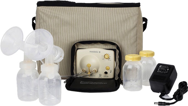 Medela-Advanced-Personal-Double-Electric-Breast-Pump2