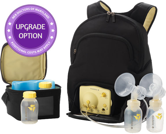 Medela Pump In Style Advanced With Backpack Neb Doctors