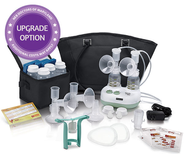 Ameda-Purely-Yours-Ultra-Breast-Pump